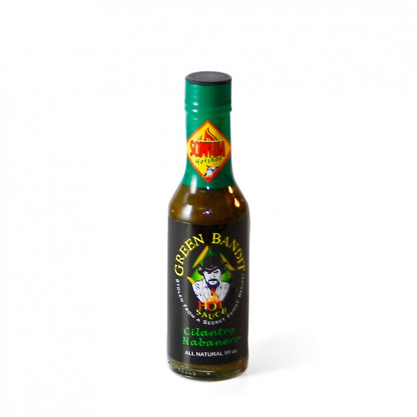Green Bandit Cilantro Habanero - Hot Sauce, 148ml