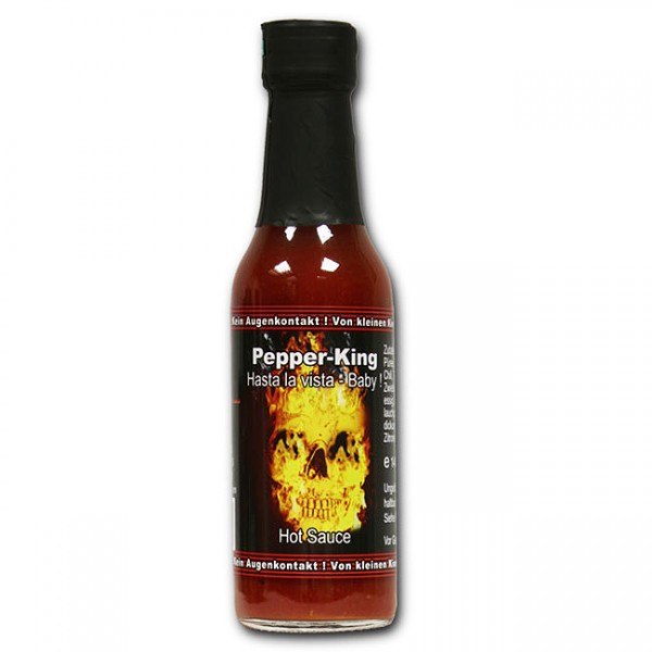 Pepper King Hasta la Vista Baby, 147ml