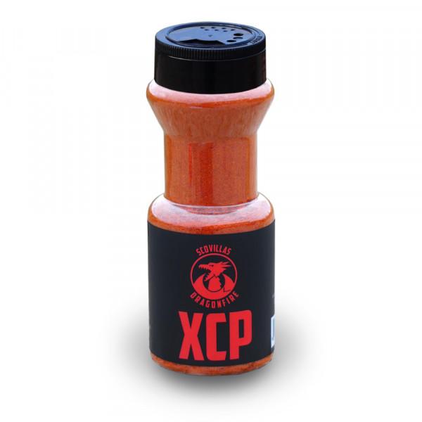 Scovillas Dragonfire Chilipulver XCP 80 im Shaker, 100g