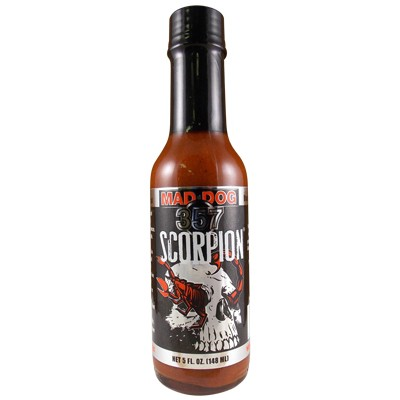 Mad Dog Scorpion Hot Sauce, 148ml