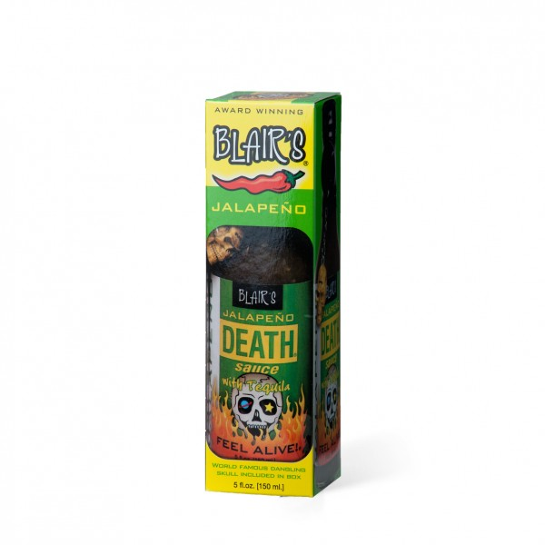 Blairs Jalapeno Death Sauce, 148ml