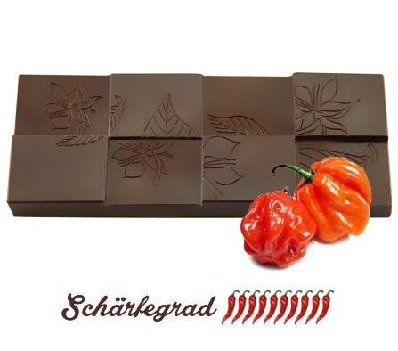 "Chili Schokolade ""Carolina Reaper"", 45g"