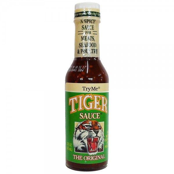 Try Me Tiger Sauce The Original, 148ml