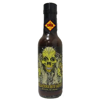 High River HELLACIOUS Hot Sauce, 163ml