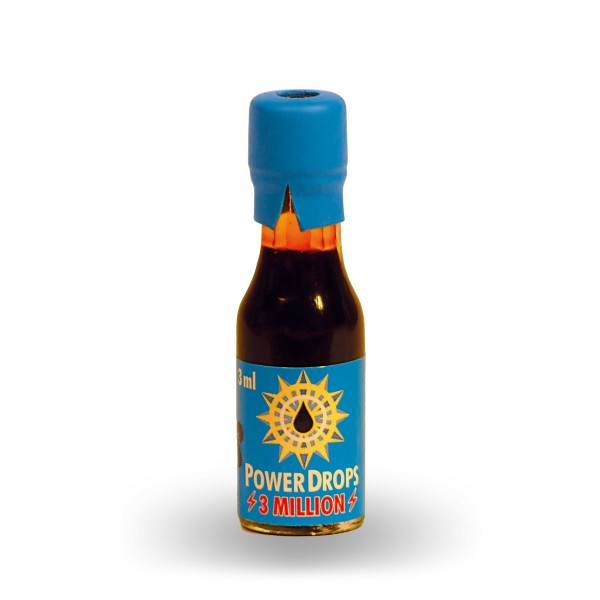 Scovillas Powerdrops, 3Mio Scoville Units, 3ml