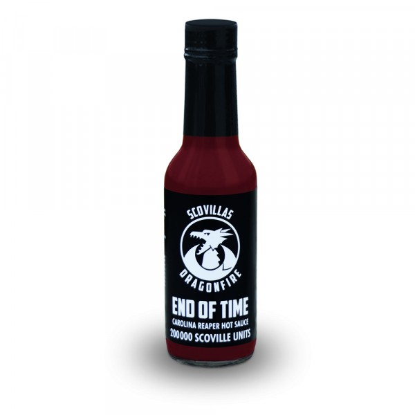 Scovillas Dragonfire End of Time, 148ml