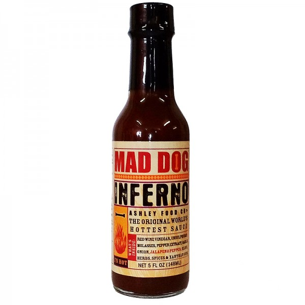 Mad Dog Inferno, 163ml