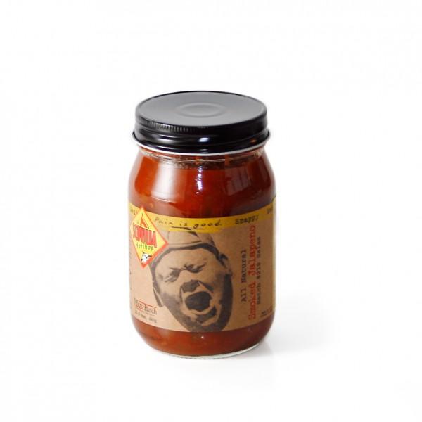 Pain Is Good Batch #218 Salsa - Smoked Jalapeno, 458ml