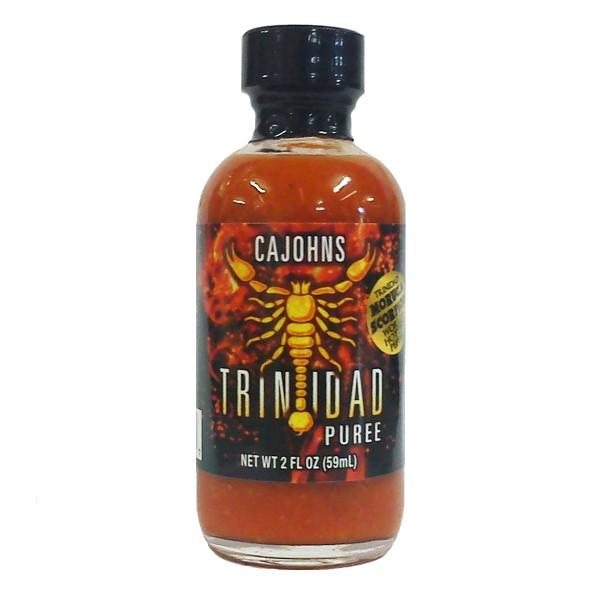 CaJohns Trinidad Scorpion Puree, 59ml