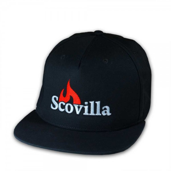 Basecap SCOVILLA Snapback (schwarz)