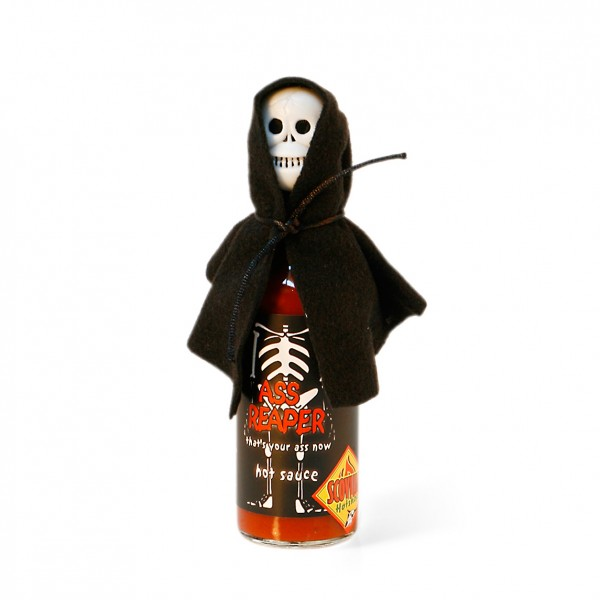 Ass Reaper with Skull Cap and Cape, 148ml