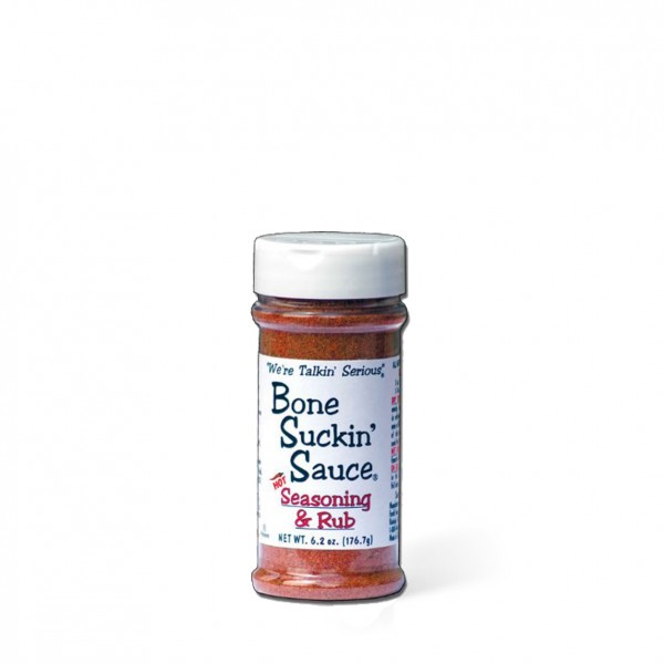 Bone Suckin Seasoning & Rub 192g