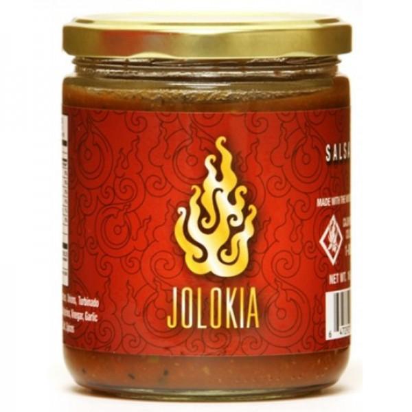 CaJohns Jolokia Salsa, 473ml