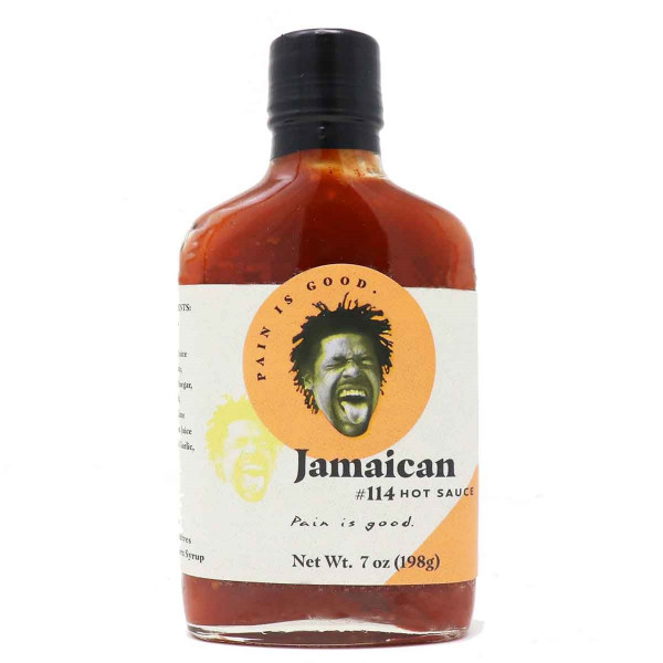 Pain is Good Batch #114 Jamaican Style, 200ml