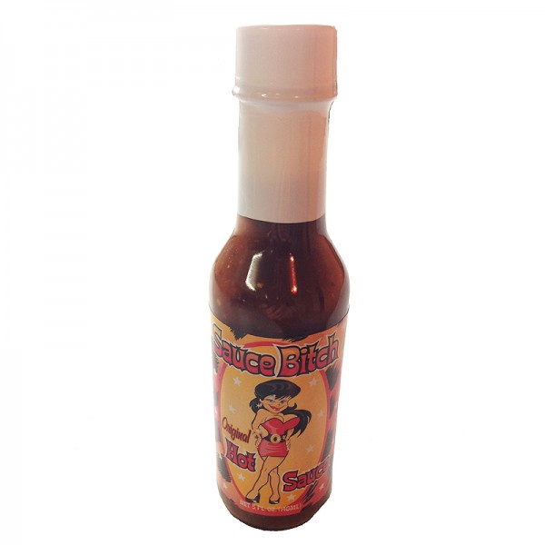 Sauce Bitch Original Habanero Hot Sauce, 148ml