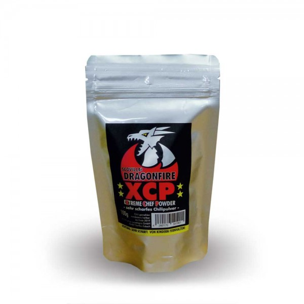 Scovillas Dragonfire Powder, XCP 80, 100g Alu-Standbeutel