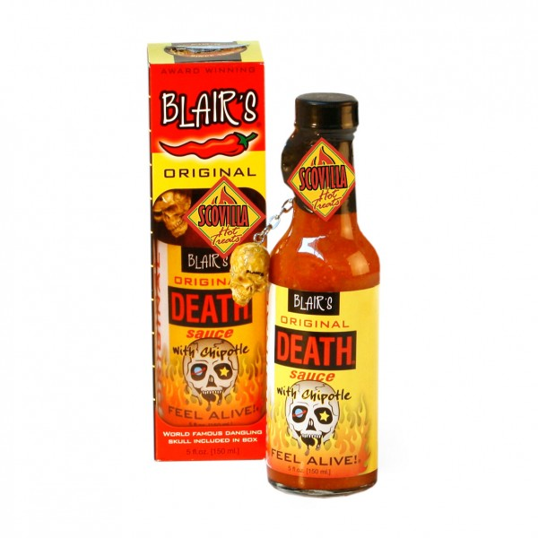 Blairs Original Death Sauce, 148ml