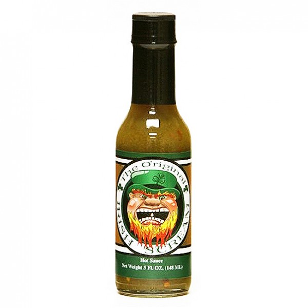 CaJohns Irish Scream Hot Sauce, 148ml