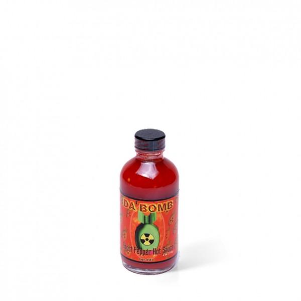 Da Bomb Ghost Pepper Hot Sauce, 118ml