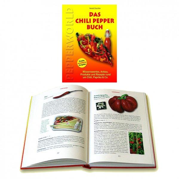 Das Chili Pepper Buch, Harald Zoschke