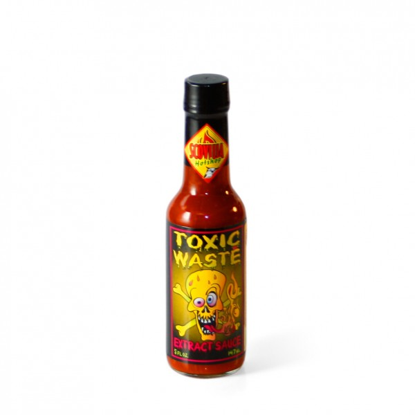 Toxic Waste Extract Sauce, 148ml