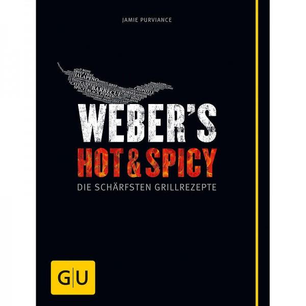 Buch: WEBER's Hot & Spicy - Die schärfsten Grillrezepte