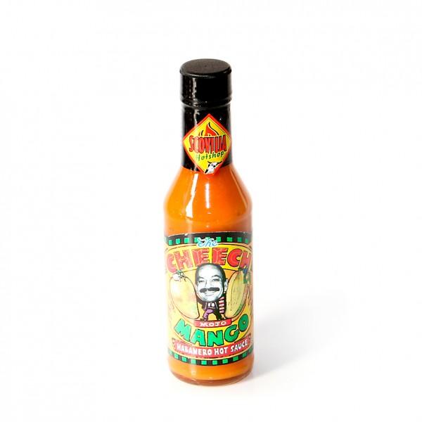 The Cheech Mango Habanero Hot Sauce, 148ml