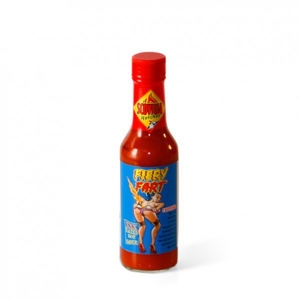 Fiery Fart - XXX Rated Hot Sauce, 148ml