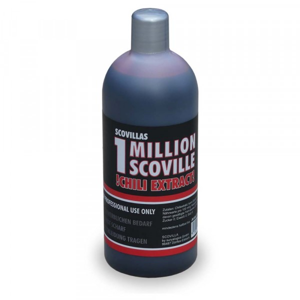 1 Million Scoville Pepper Extract, 500ml