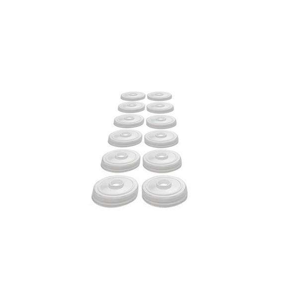 Reducer (12 Stück) für 148ml-Flaschen