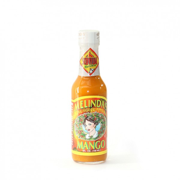 Melindas Mango Habanero Pepper Sauce, 148ml