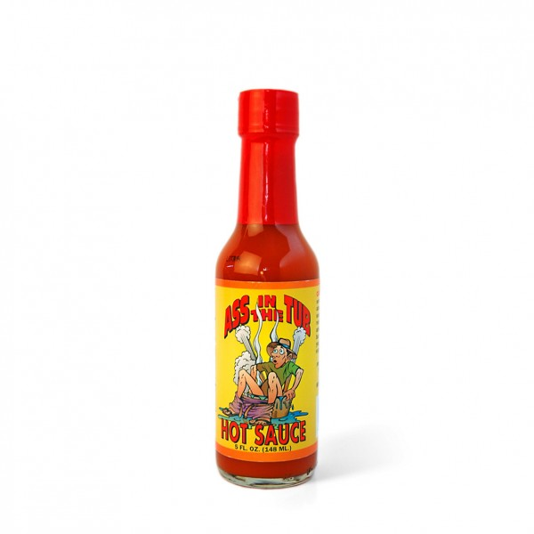 Ass In The Tub Hot Sauce, 148ml
