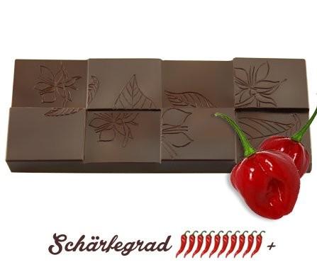 "Chili Schokolade Habanero ""Red Savina"", 45g"