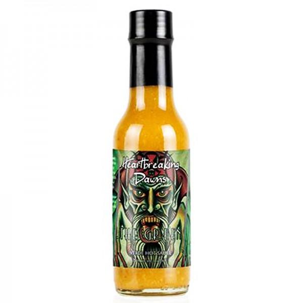 Heartbreaking Dawns The Green Verde Hot Sauce, 148ml