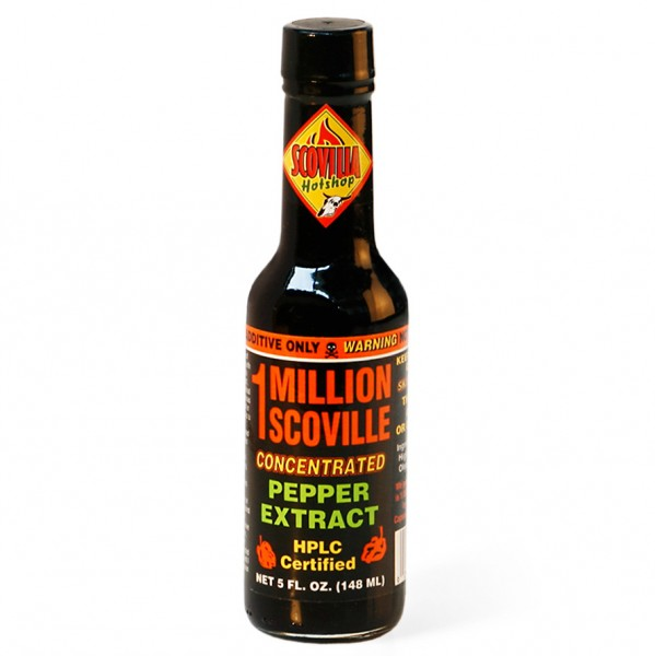 Ashleys 1 Million Scoville Pepper Extract, 148ml
