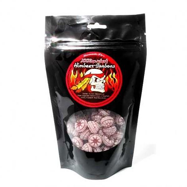 Himbeer-Bonbons extrascharf, 200g