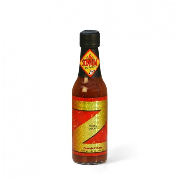 CaJohns Z`... NOTHING BEYOND - Hot Sauce, 148ml
