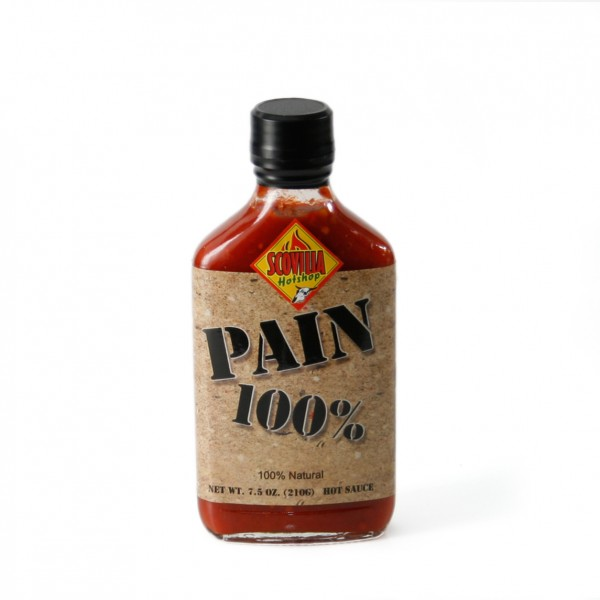 Pain 1OO%, 1OO% Natural, 222ml