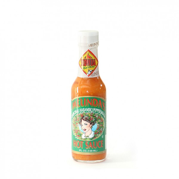 Melindas Original Habanero Pepper - Hot Sauce, 148ml