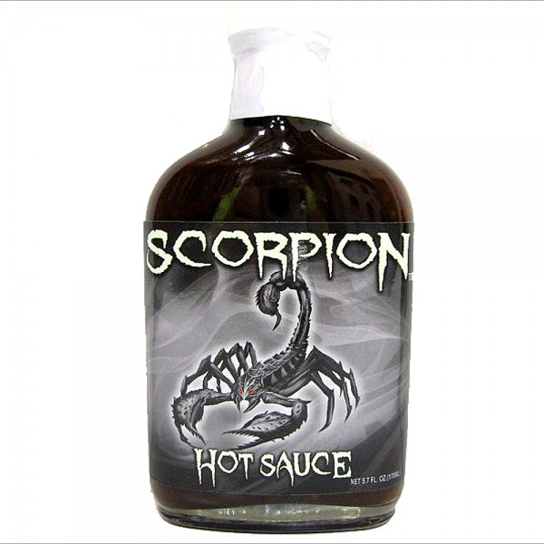 Scorpion Hot Sauce, 170ml
