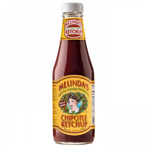 Melindas Chipotle Ketchup, 384ml