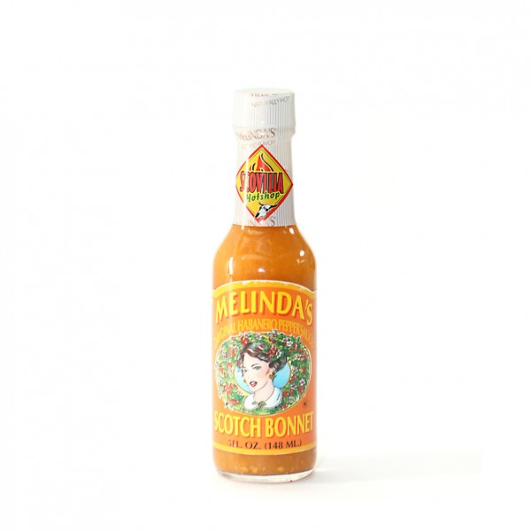 Melindas Scotch Bonnet Hot Sauce, 148ml