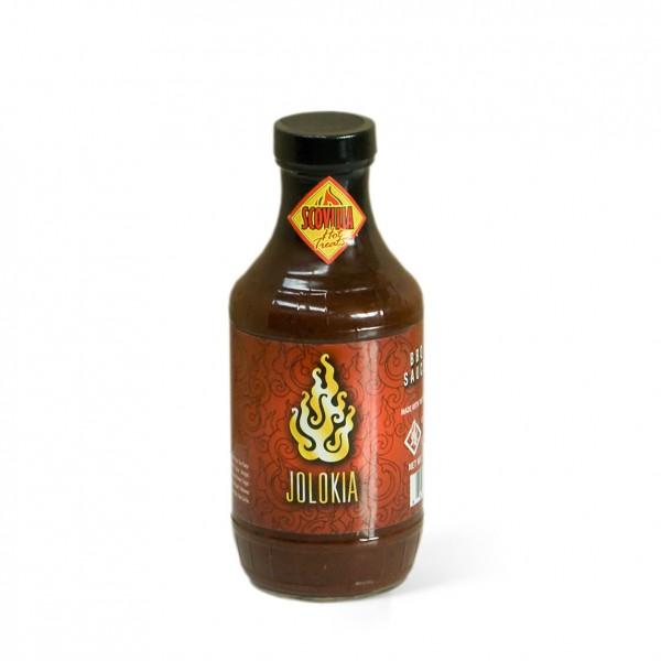 CaJohns Jolokia 1O BBQ Sauce, 473ml