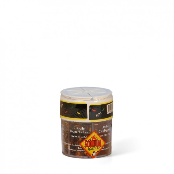 Daves Gourmet 6 Pure Dried Chiles, 57g