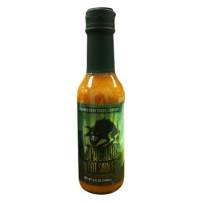 CaJohns El Chupacabra Hot Sauce, 148 ml
