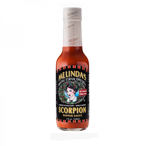 Melinda Scorpion Pepper Sauce, 148ml